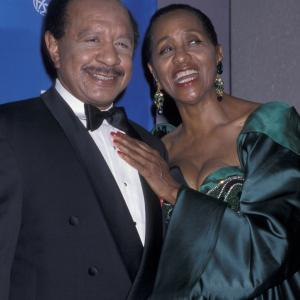Marla Gibbs and Sherman Hemsley at event of The Jeffersons (1975)