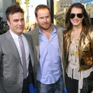 Brooke Shields, Chris Henchy, Will Speck