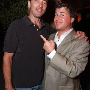 Scott Baio, Jason Hervey