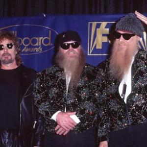 Frank Beard, Billy Gibbons, Dusty Hill