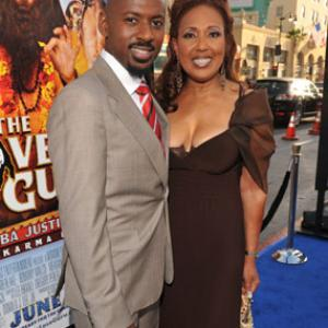 Telma Hopkins, Romany Malco
