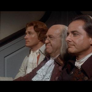 Howard Da Silva, William Daniels, Ken Howard