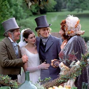 Anne Hathaway, Barry Humphries, Charlie Hunnam