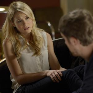 Sam Huntington, Kristen Hager