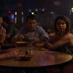 Bret Harrison, Sarah Hyland, Michael Weston, Steve Howey, Alex Frost