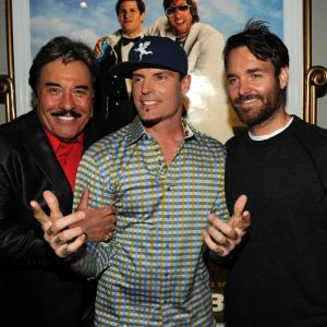 Will Forte, Vanilla Ice, Tony Orlando