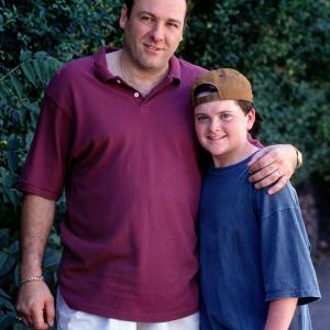James Gandolfini, Robert Iler