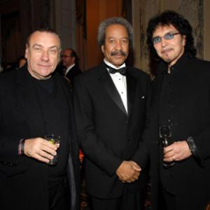 Tony Iommi, Allen Toussaint, Bill Ward