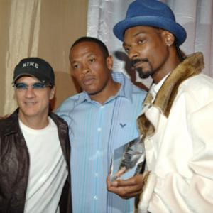 Snoop Dogg, Dr. Dre, Jimmy Iovine