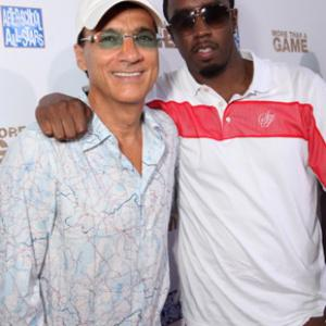Sean Combs, Jimmy Iovine