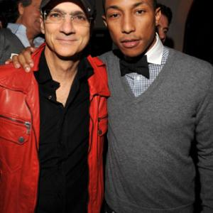 Jimmy Iovine, Pharrell Williams