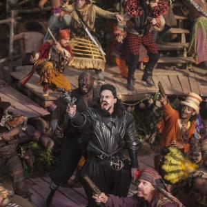 Still of Hugh Jackman in Pan (2015)