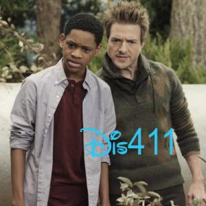 Jeremy Kent Jackson and Tyrell Jackson Williams in Lab Rats