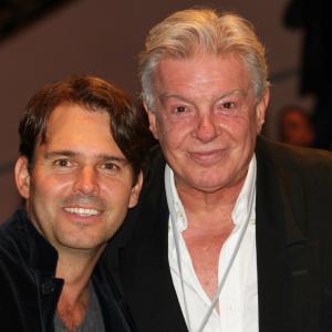 Dalton James and Martin Donovan at the Playhouse West Film Festival