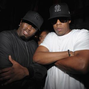 Sean Combs and Jay Z