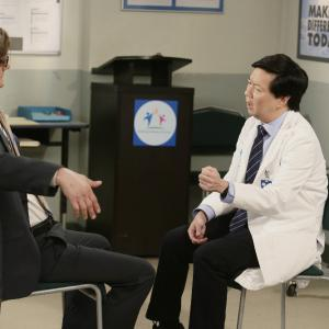 Ken Jeong, James Urbaniak