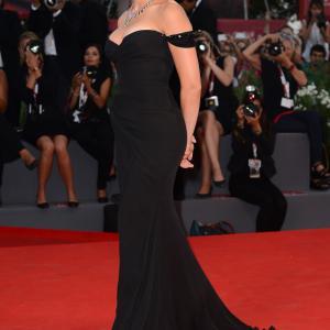 Scarlett Johansson at event of Po tavo oda 2013
