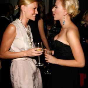 Kate Bosworth and Scarlett Johansson