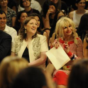 Glenda Bailey, Betsey Johnson, Isaac Mizrahi