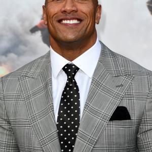 Dwayne Johnson at event of San Andreas (2015)