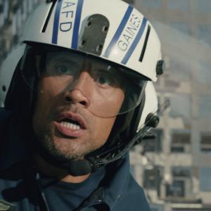 Still of Dwayne Johnson in San Andreas (2015)