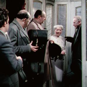 Still of Alec Guinness Peter Sellers Herbert Lom Danny Green Katie Johnson and Cecil Parker in The Ladykillers 1955