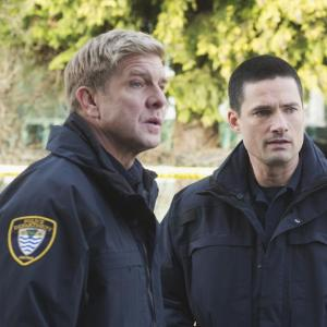 Kenny Johnson, Warren Christie