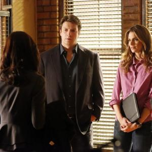 Nathan Fillion, Laurie Fortier, Penny Johnson Jerald, Salli Richardson-Whitfield, Stana Katic