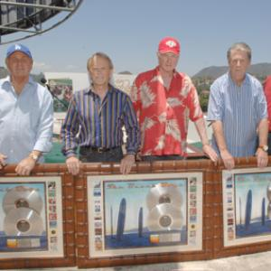 Al Jardine, Bruce Johnston, Mike Love, Brian Wilson