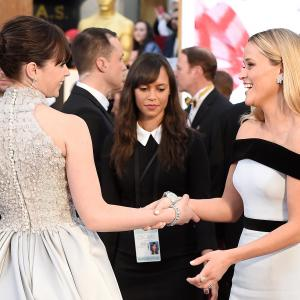 Reese Witherspoon, Felicity Jones