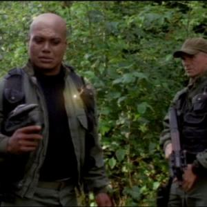 Richard Dean Anderson, Christopher Judge