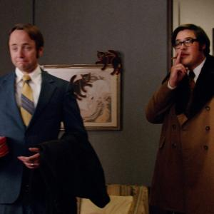 Vincent Kartheiser, Rich Sommer