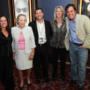 Ethel Kennedy, Rory Kennedy, Mark Bailey
