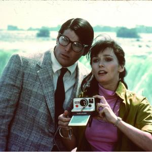 Christopher Reeve, Margot Kidder