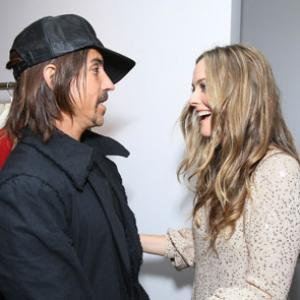 Alicia Silverstone, Anthony Kiedis