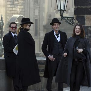 Still of Rachel Weisz, Adrien Brody, Rinko Kikuchi and Mark Ruffalo in The Brothers Bloom (2008)