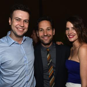 Taran Killam, Paul Rudd, Cobie Smulders