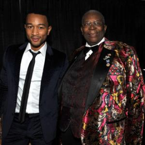 B.B. King, John Legend