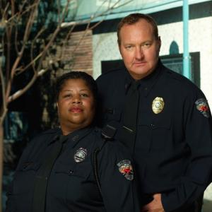 Still of Randy Quaid and Cleo King in The Brotherhood of Poland, New Hampshire (2003)