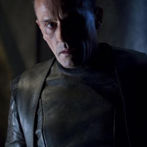 Still of Robert Knepper in SGU Stargate Universe (2009)