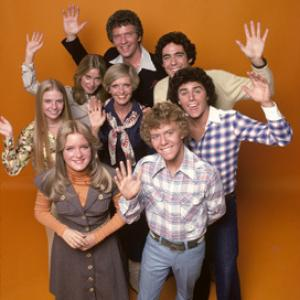 Florence Henderson, Christopher Knight, Mike Lookinland, Maureen McCormick, Geri Reischl, Barry Williams