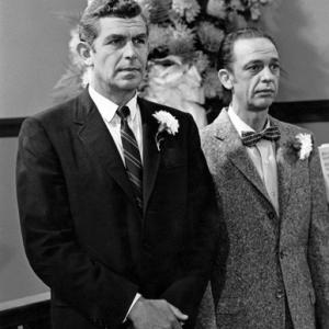 Andy Griffith, Don Knotts