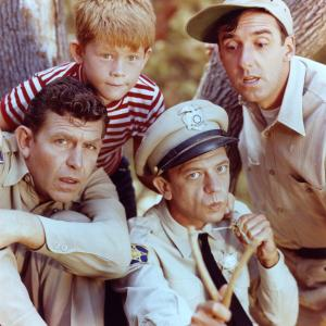 Ron Howard, Jim Nabors, Andy Griffith, Don Knotts