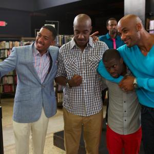Nick Cannon, Kevin Hart, Boris Kodjoe, J.B. Smoove