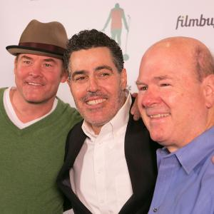 Adam Carolla, David Koechner, Larry Miller