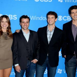 Sophia Bush, David Krumholtz, Brandon Routh, Michael Urie