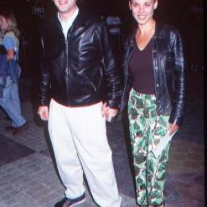 Cary Elwes and Lisa Marie Kurbikoff at event of The Lost World Jurassic Park 1997