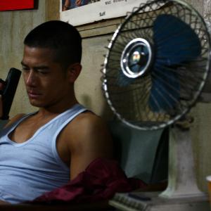 Still of Aaron Kwok in C+ jing taam (2007)