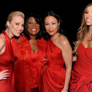 Cat Deeley, Patti LaBelle, Natasha Bedingfield