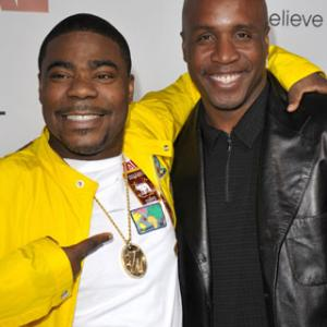 Barry Bonds, Tracy Morgan